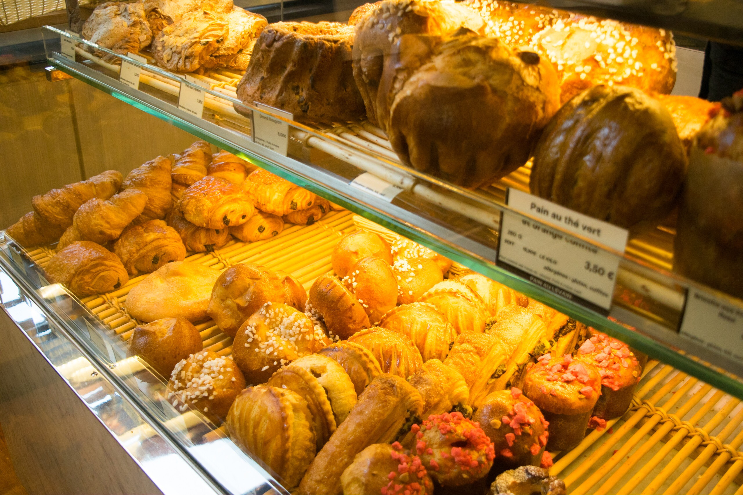 Pastries and Brioches
