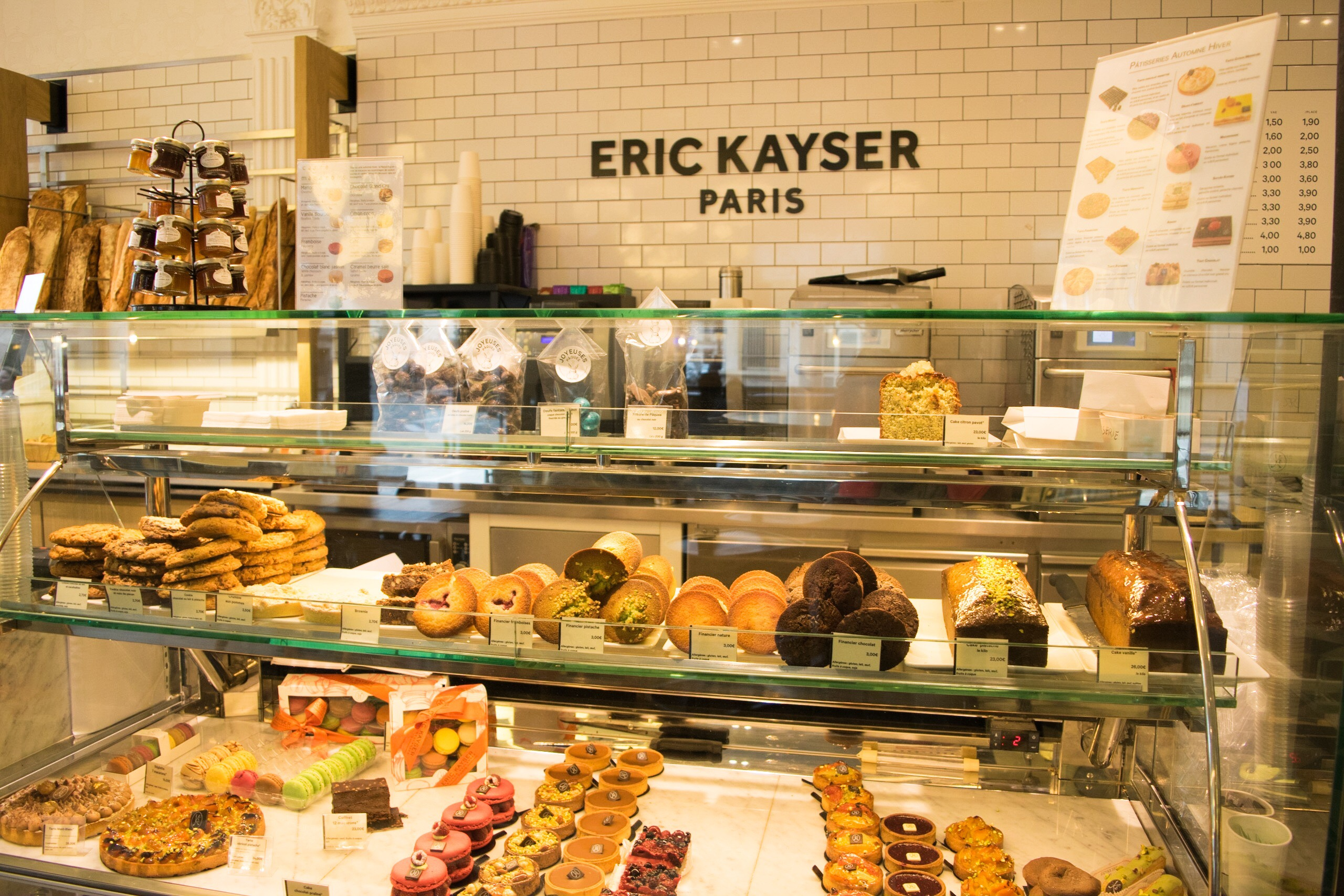 Eric Kayser in Paris