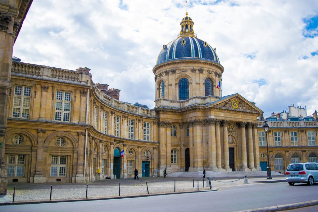 The Domes of Paris, Institut de France, Paris, France