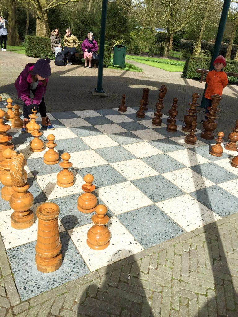 Activities - Kids Chessboard