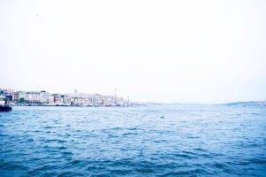 Blue waters, Istanbul