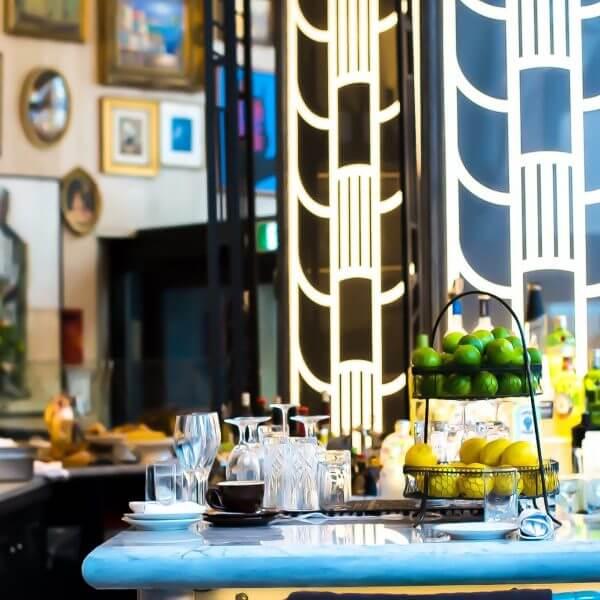 Lena Restaurant - Lime and Lemon