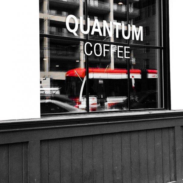 Quantum Cafe, Streetcar, Toronto