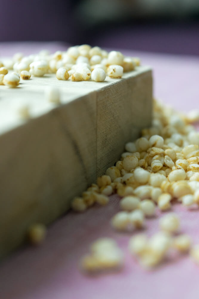 GoGo Organic Puffed Quinoa