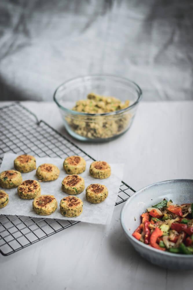 Falafels - Gluten-free bites.