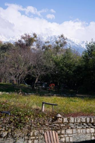 The Dhauladhar range