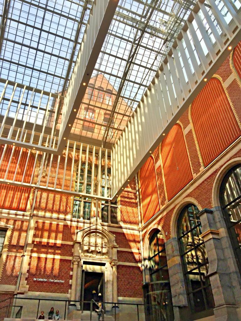 RIJKS Museum - Architecture