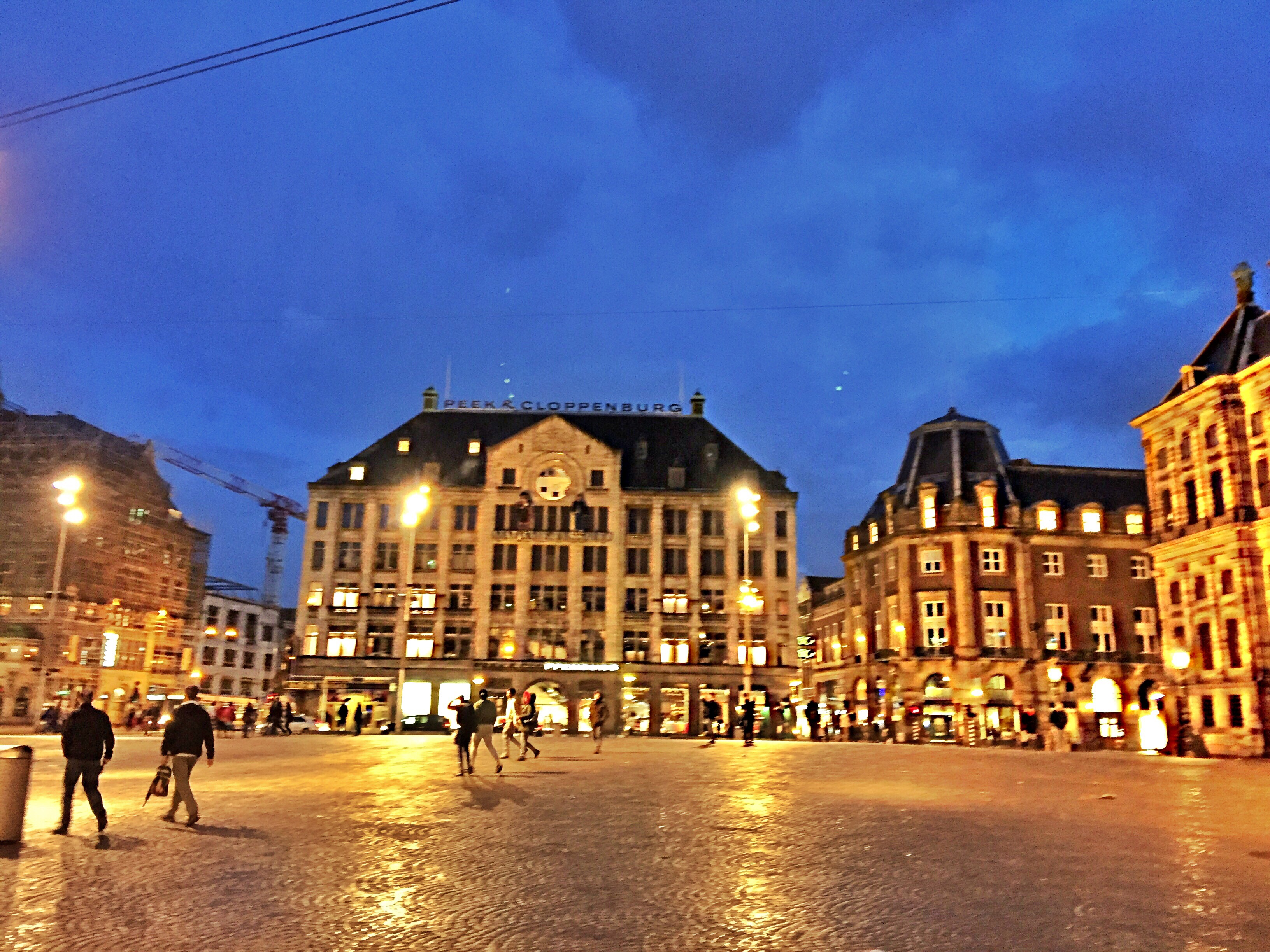 The Dam Square - Peek Cloppenburg