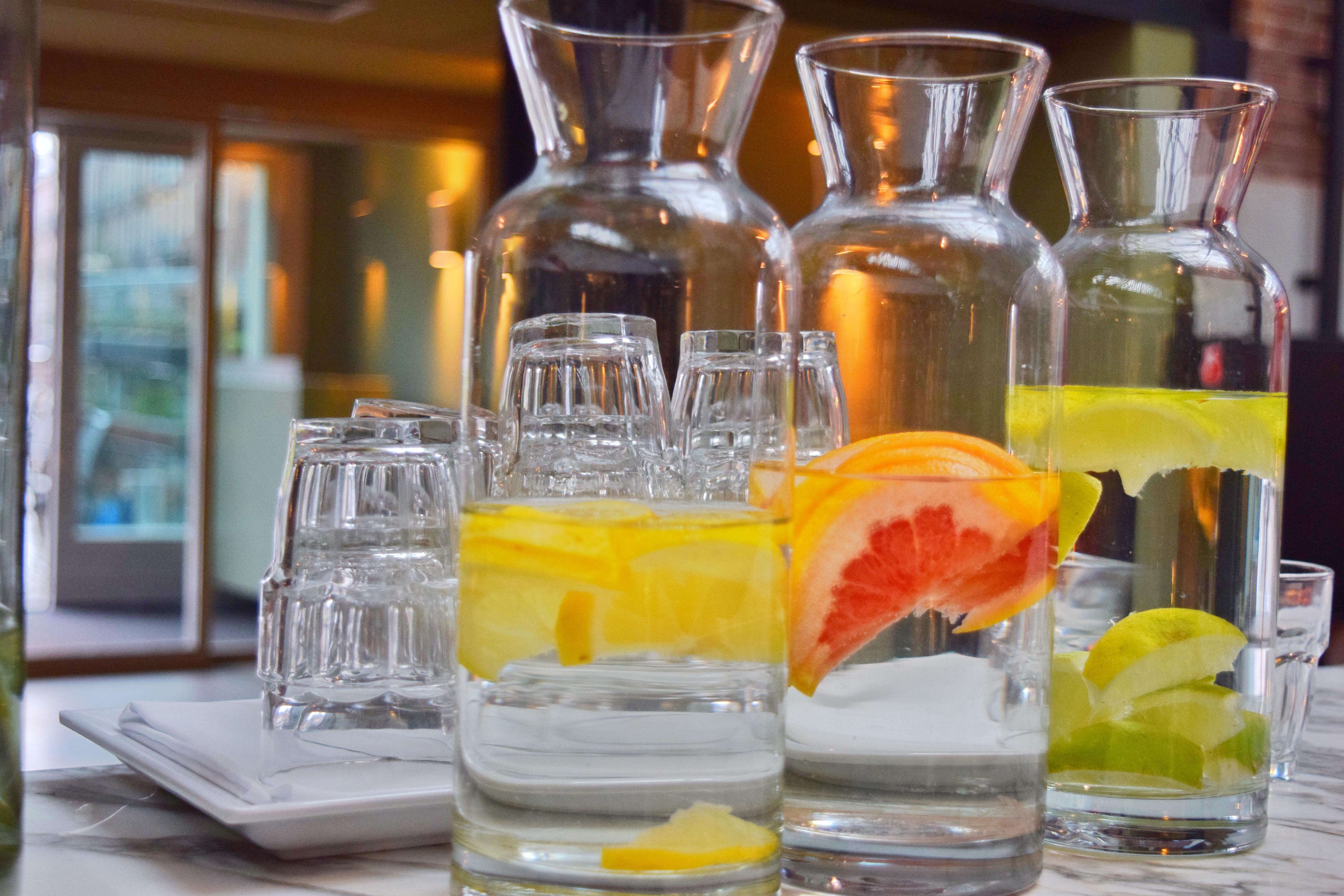 Hotel De Hallen Welcome Refreshment s