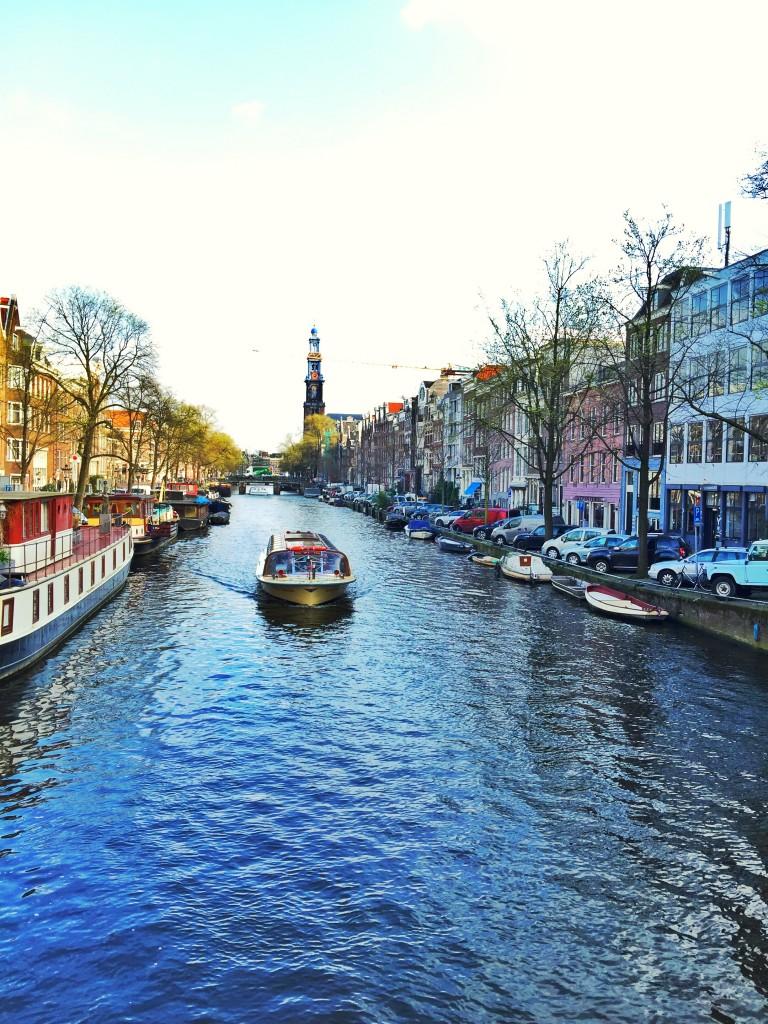 Amsterdam Canals - Amstel River, Negen Straatjes