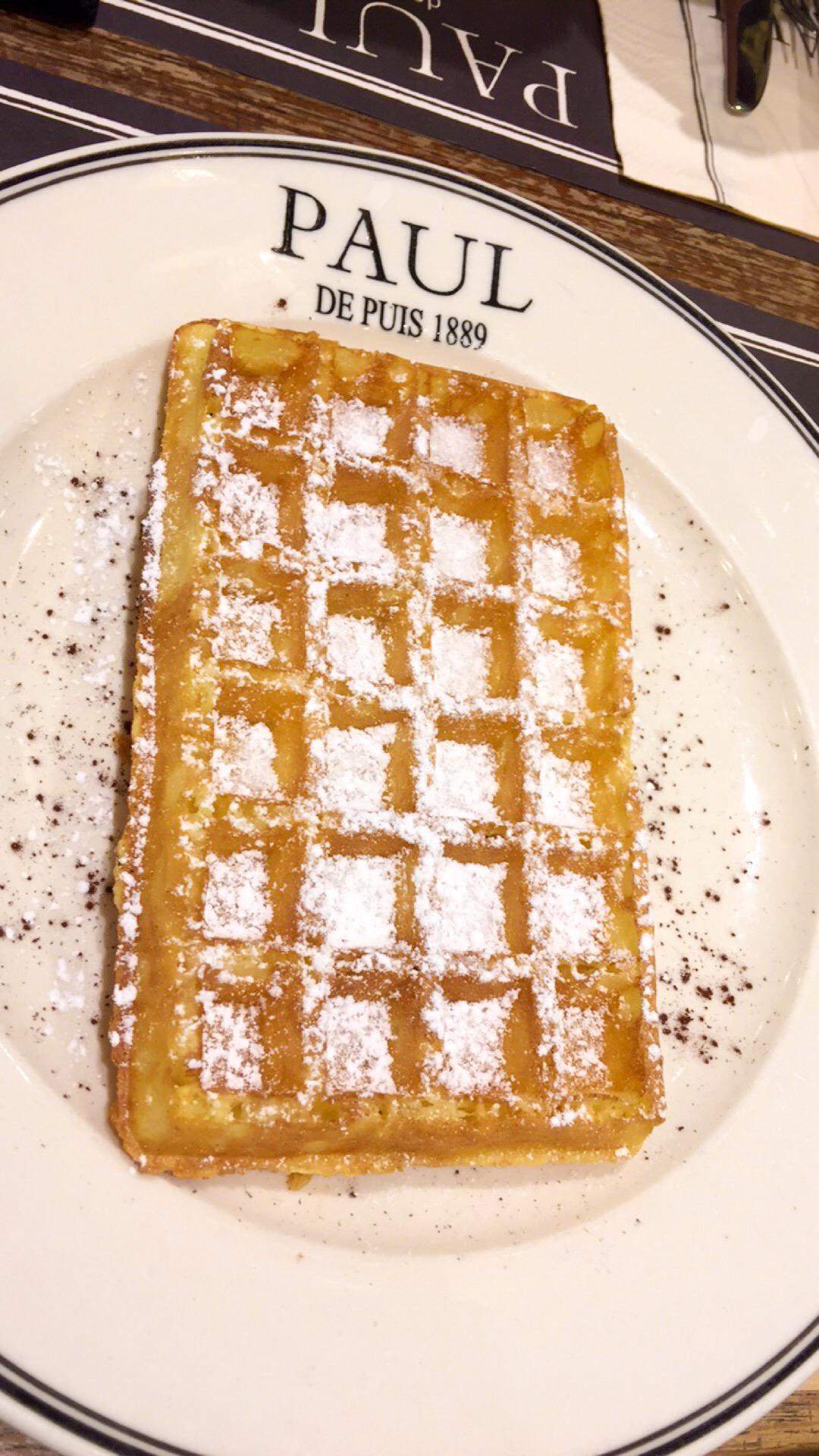 Paul 1889 Waffle