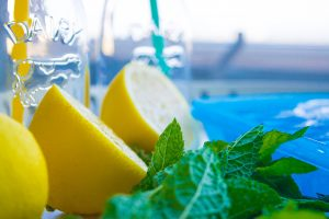 Lemon and Mint, Mojito