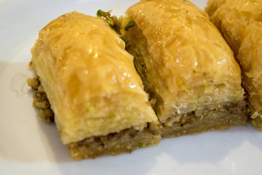 Baklava - The sweet thing.