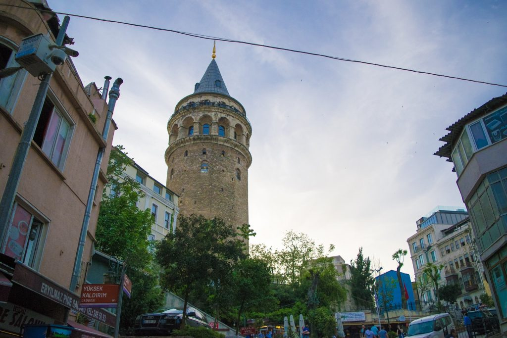 Galata Tower; Istanbul