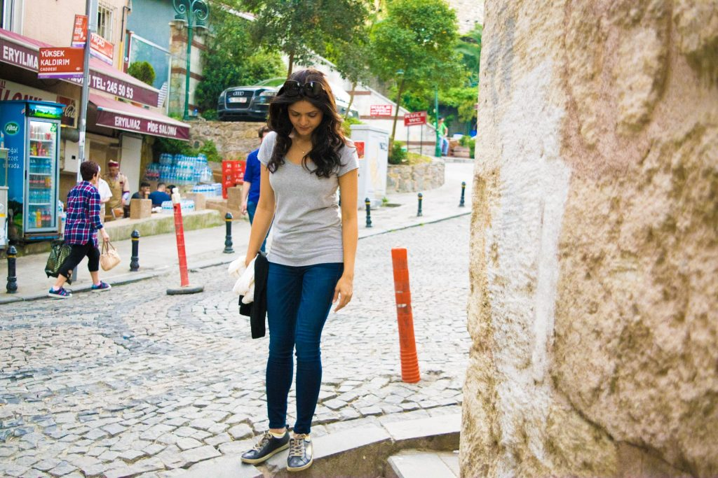 Nidhi Patel; Istanbul