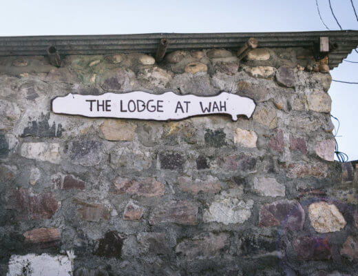 "Eco-Friendly Homestay: ""The lodge at WAH"""